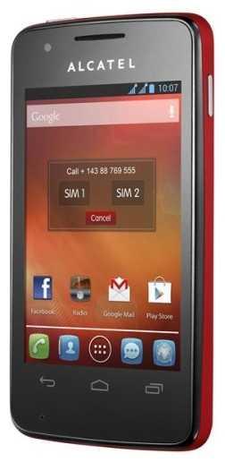 Ремонт One Touch SPOP 4030 / 4030D